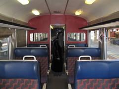Niqab Girl in Train (Buses,Trains and Fetish) Tags: train hijab rail niqab burka chador