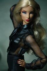 Natalia Elusive Creature. (SMENAAH) Tags: natalia elusive creature fashiondoll fatale fr urbansafari fr2 fashionroyalty