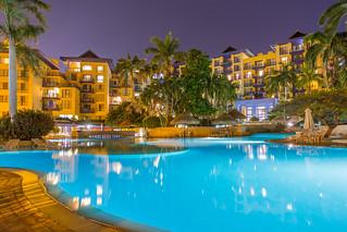 Zuana Beach Resort and Hotel. Santa Marta, Colombia.