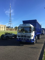 London Brighton 2016 (South Strand Trucking) Tags: road classic truck vintage tipper crystal run palace lorry restored foss buik aec hcvs