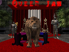 Queen Jah Baby Shower   The Set Up (Honor Winter Mohogany Di'Marzio) Tags: family royals friendssecondliferegionsnowdriftsecondlifeparcelqueenkingdimarzioroyaltybabyshowersecondlifex17secondlifey35secondlifez1081 secondlifebabyshower
