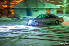 IMG_5003 (Boobo_oobo) Tags: winter mercedes benz drifting vrh w210 kraljev jakovlje