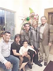 Familia Olivares González.