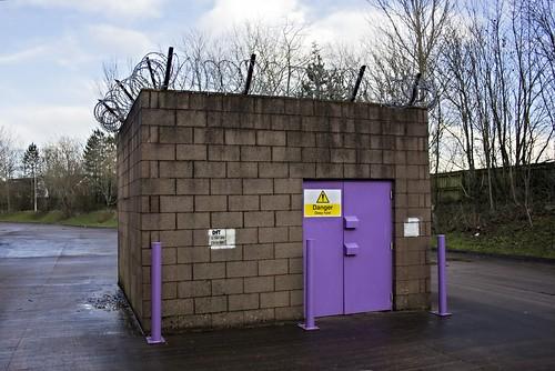 Underground history: Wenvoe Tunnel ventilation shaft, Culverhouse Cross, Cardiff