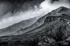 Montagne / Mountains (Abulafia82) Tags: italy landscape landscapes italia pentax paesaggi paesaggio lazio k5 frosinone abbazia charterhouse certosa collepardo ciociaria trisulti certosaditrisulti pentaxk5 trisulticharterhouse