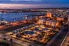 Waterfront Park (without reservation) Tags: california city sunset san downtown cityscape diego bayside littleitaly waterfrontpark harbordrive sonya7r