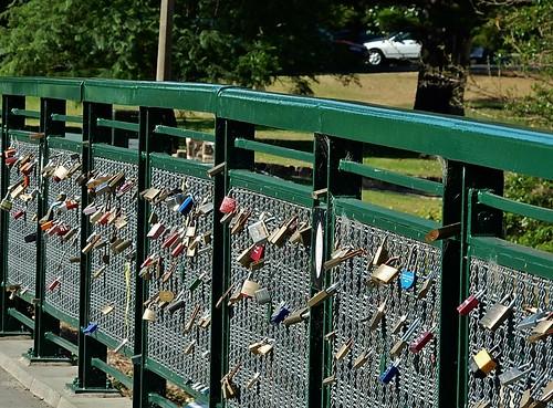 Locked Bridge