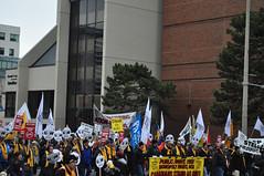 DSC_0094 (United Steelworkers - Metallos) Tags: canada labor demonstration solidarity labour unions usw unitedsteelworkers canlab standupforsteel martywarren
