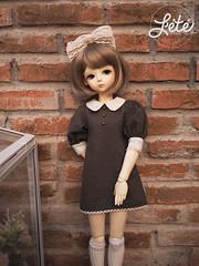 (NatsuPut) Tags: doll bjd denis bluefairy tinyfairy