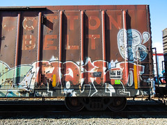 (gordon gekkoh) Tags: graffiti haiku freight