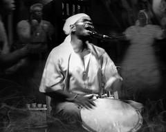 Belizean Garifuna Drummer (Ms Stacy) Tags: blackandwhite bw composite belize culture drummer garifuna garinagu britishhonduras