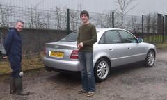 Audi A4 Quattro 1.8 Turbo 5V (mrrobertwade (wadey)) Tags: lancashire rossendale haslingden wadey wadeyphotos mrrobertwade