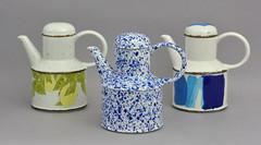 Midwinter Stonehenge trial pieces (robmcrorie) Tags: eve coffee roy ceramics pieces pot stonehenge teapot staffordshire stoke trial midwinter tableware evemidwinter