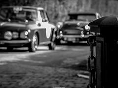 Automotive Beauties (Lorenzo Mazzotti) Tags: bw white black canon photography eos photo reflex ferrari maranello 6d