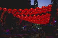 Chinatown (wxfernandes) Tags: new city red year chinese sydney chinesenewyear lantern lunar