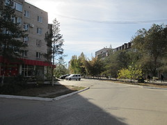 Kereyev st. (bibitalin) Tags: kazakhstan kz aktobe казахстан aktyubinsk aqtobe казакстан ақтөбе актюбинск актобе aktubinsk aktiubinsk актюбе