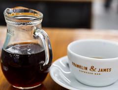 Franklin & James Espresso Bar, Belfast (peripathetic) Tags: coffee café canon belfast 5d espresso caffeine 2016 brewed v60 franklinjames 5dmkiii 5dmk3 canoneos5dmk3