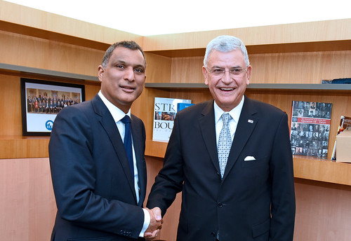 "MEP Syed Kamall and Volkan Bozkir • <a style=""font-size:0.8em;"" href=""http://www.flickr.com/photos/50295034@N03/24476493966/"" target=""_blank"">View on Flickr</a>"