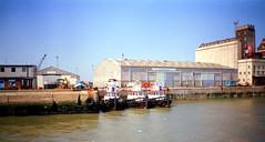 Port 08 (The original SimonB) Tags: film port suffolk july scanned 1991 felixstowe