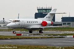 9H-BSA BAE125 Glasgow January 2016 (pmccann54) Tags: bae125 9hbsa