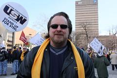 IMG_5241 (United Steelworkers - Metallos) Tags: canada labor demonstration solidarity labour unions usw unitedsteelworkers canlab standupforsteel martywarren hamontrally