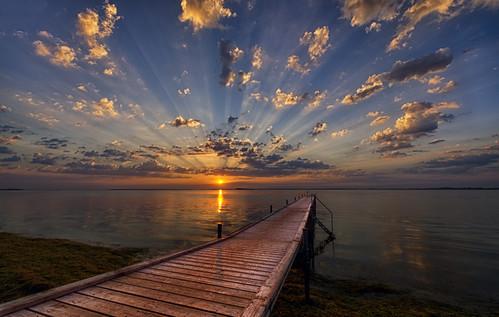 Morning Sun Rays