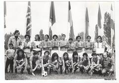 Equipe Nationale Cadet  1974 (m_bachir- المدية العزيزة -) Tags: om medea salah assad aek benkhalidi