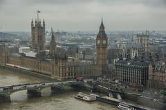 Westminster London (joanjbberry) Tags: london westminster pentax housesofparliament bigben aerialphotography k3 highinthesky pentaxk3
