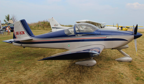 SE-XZK Vans RV-6A