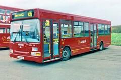 Arriva PDL118 (Vernon C Smith) Tags: bus rally 2006 cobham dart arriva