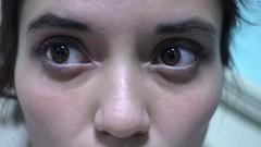 Imperfections (MoonCarver) Tags: girls portrait woman selfportrait girl look self eyes ojos mirada imperfection selfie