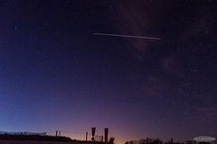 ISS Transit - 7/08/2015 (AstroGuiGeek) Tags: nightphotography blue sea sky mer france station night skyscape stars brittany nightscape space satellite bretagne astro astrophotography astronomy bluehour nuit starry espace skyatnight iss aerospace toiles starrynight t3i astronomie internationalspacestation 600d astrophotographie canonphotography photographiedenuit starrysky nuitdestoiles nightofstars toil cieltoil arospatial cieldenuit nuitsdestoiles stationspatialeinternationale isstransit eos600d canoneos600d isssighting spotthestation astroguigeek internationalyearoflight anneinternationaledelalumire