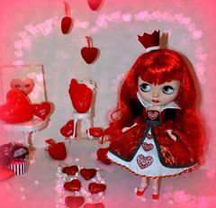BaD Feb 18 - Queen of Hearts