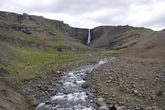 Hengifoss (ricciolin71) Tags: iceland egilsstadir islanda hengifoss litlanesfoss lagarfljot
