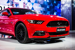 Mustang GT (Shashi Shekhar2) Tags: india cars ford car automobile automotive mustang gt supercar supercars 2016 autoexpo
