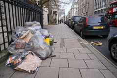 20160207-14-34-17-DSC03891 (fitzrovialitter) Tags: street england urban london westminster trash geotagged garbage fitzrovia none unitedkingdom camden soho streetphotography documentary litter bloomsbury rubbish environment mayfair westend flytipping oxfordcircus dumping cityoflondon marylebone captureone gpicsync peterfoster fitzrovialitter followthisroute