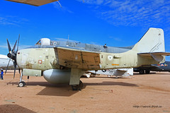 Fairey Gannet AEW-3 ~ XL482 (Aero.passion DBC-1) Tags: museum plane tucson aircraft aviation muse pima fairey preserved ~ avion airmuseum gannet airspacemuseum aew3 xl482 aeropassion musedelair dbc1 prserv