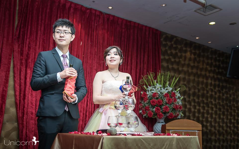 《婚攝一条》念祖 & 蕙芬 / 加賀宴會中心