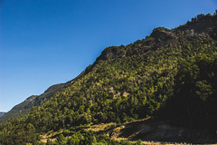Barrancos (cmenesese) Tags: chile lake nature landscape lago volcano ray villarrica panguipulli calafquen lican