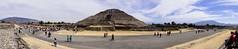 Teotihuacan (david_02863) Tags: mexico nikon teotihuacan paisaje cielo panoramica piramide arqueologica d5100