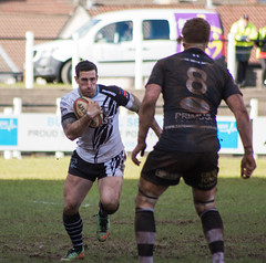 Pontypridd v Cross Keys #24 (PontyCyclops) Tags: road house club keys back football pain cross rugby centre union row full number half second hooker eight prop scrum maul pontypridd premiership winger rfc principality sardis ruck flanker