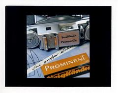 Fujifilm FP 100 C, Voigtlnder Prominent (Udo Afalter) Tags: rolleiflex zeiss t carl fujifilm voigtlnder sonnar hft prominent proxar 6008 4150mm sofortbild