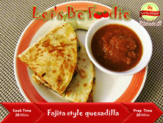 Fajita_Style_Quesadilla (letsbefoodiee) Tags: cooking breakfast dinner recipe lunch indian puff desserts brunch sweets snacks recipes teatime momos khana maincourse mithai nashta eveneingsnacks
