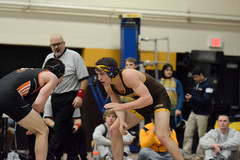 Wrestling 28th John Summa Invitational (Baldwin Wallace University) Tags: men sports students john athletics head wrestling christopher athletes gym gymnasium invitational summa ursprung