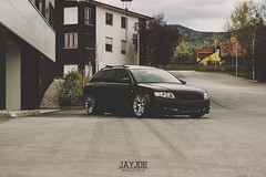 AUDI A4 AVANT B7 (JAYJOE.MEDIA) Tags: low static lower a4 audi b7 lowered avant slammed stance lowlife bagged airride stanced 3sdm hpdrivetech