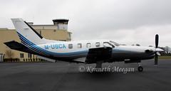 M-USCA (Ken Meegan) Tags: weston 456 musca socata tbm850 socatatbm850 sternaaviation 2432016