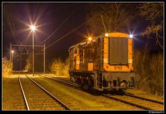 LC 9702 - Wijster (Spoorpunt.nl) Tags: ns 4 20 lc vam 19 trein 611 emplacement februari bakkie 2016 rrf 676 vuil 9702 locon wijster overslag hippel verbranding