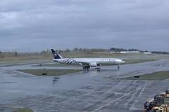Air France Boeing 777 F-GZNT test flight SkyTeam colours Paine Everett airport webcam capture (AirportWebcams.net) Tags: test france webcam airport colours air flight boeing capture 777 everett paine pae kpae skyteam fgznt