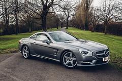 Merc SL500 (Listers Group) Tags: listers automotive car vehicle event audi birmingham solihull stratford coventry nuneaton bmv honda skoda toyota jaguar landrover