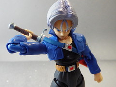 Trunks (Matheus RFM) Tags: trunks dragonballz bandai dbz shfiguarts